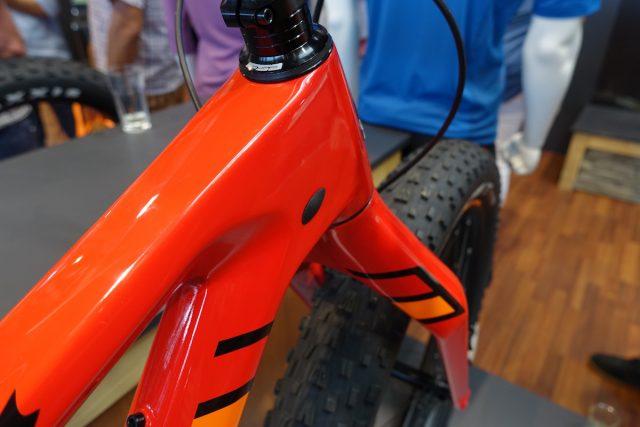 rocky mountain suziq carbon fat bike winter snow