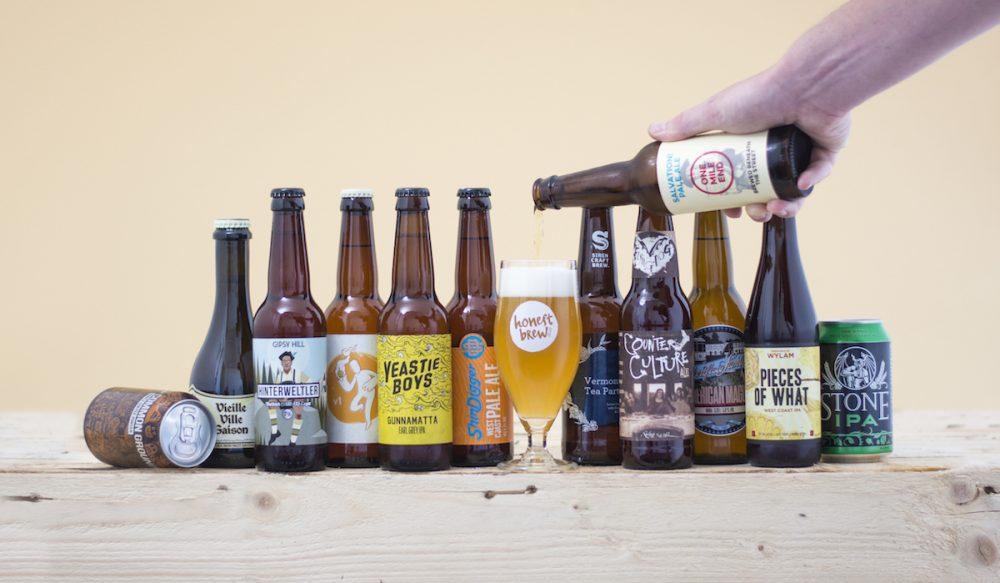 beer fresh goods friday sponsor honest brew craft
