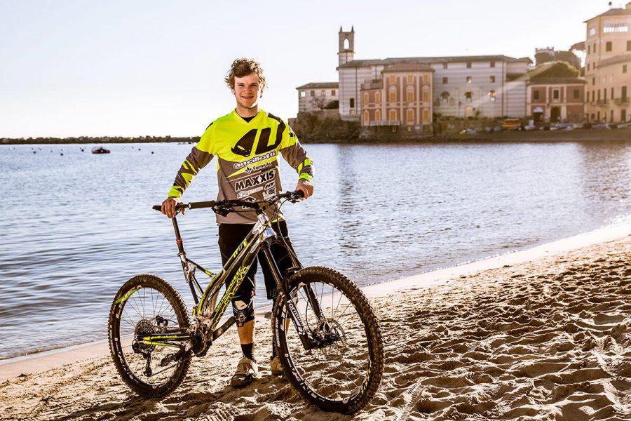 Ancillotti formula suspension brakes enduro racing