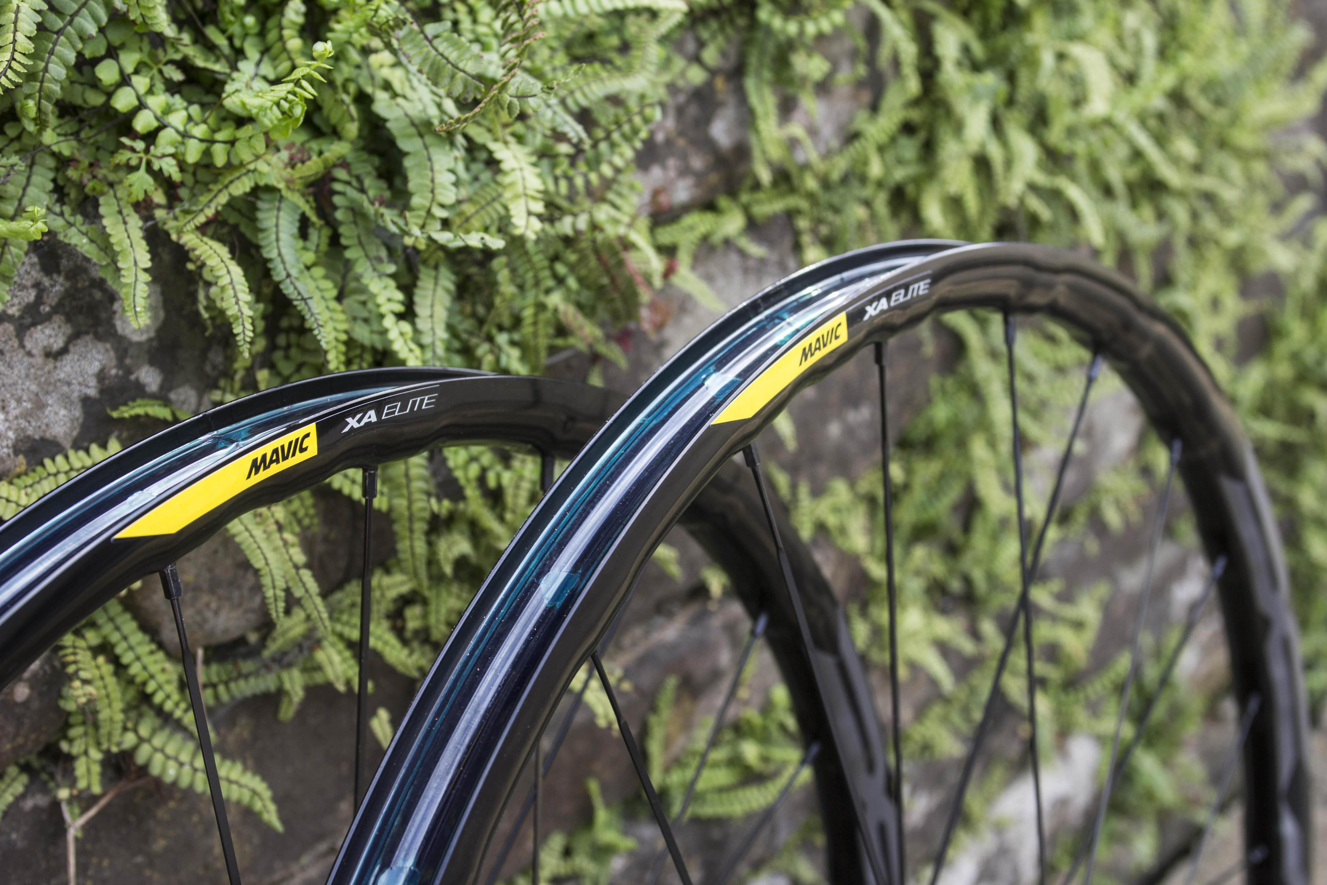 First Look: Mavic XA Pro Carbon & XA Elite Alloy Wheels ...