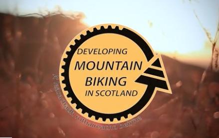 Scotland is keen to push the mountain bike scene