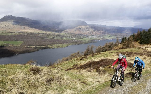 issue 113, trail hunter, grizedale, Tom Fenton