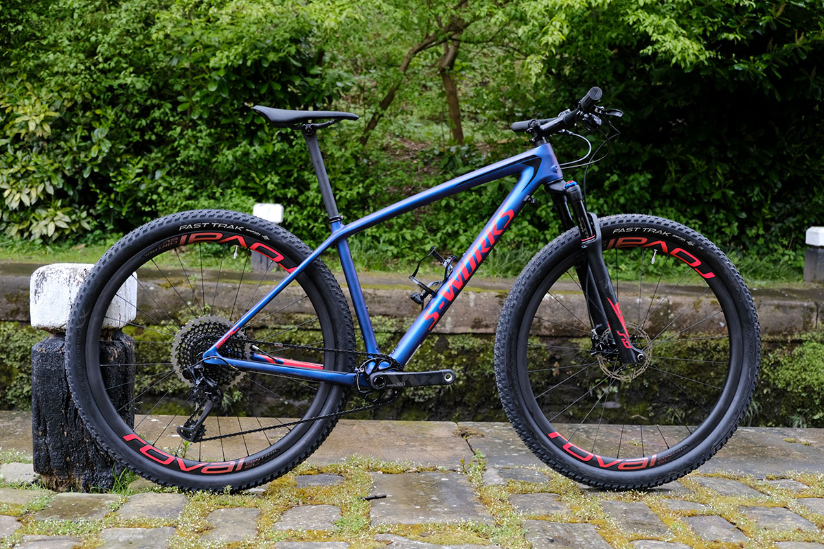 First Look: 2018 Specialized S-Works Epic Hardtail World ...