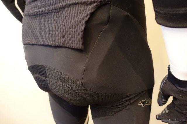 alpinestars paragon bib shorts protection protector bladder knee pads jersey shorts