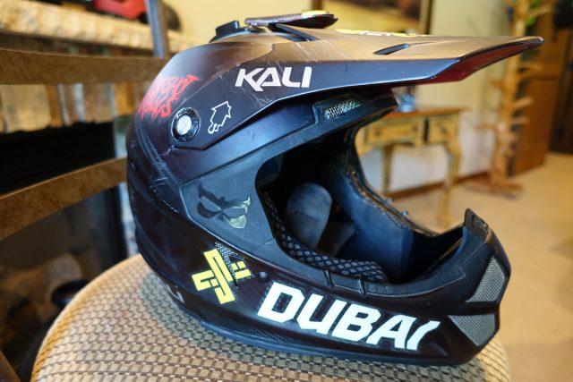 kali protectives helmet interceptor crash alchemy