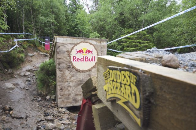 Fort William World Cup - Track Walk