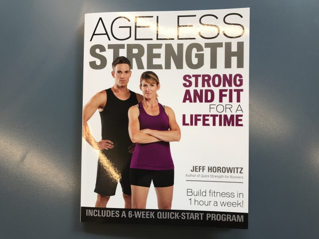 A self help/ fitness book.