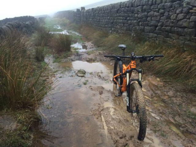mud winter