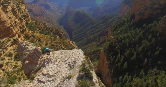 Vittorio Brumotti - Grand Canyon trials riding