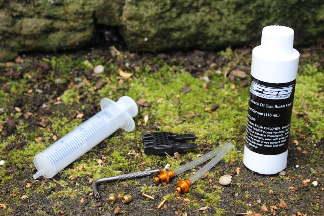 fsa bleed kit oil syringe
