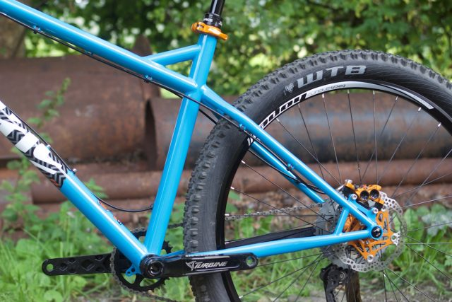 cotic bfe steel hardtail 27.5