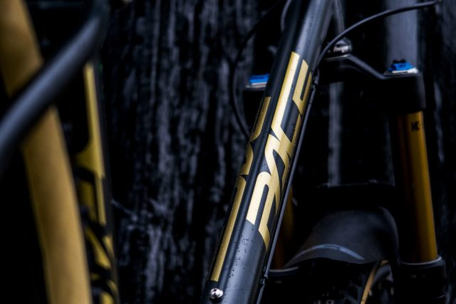 pace rc129 steel hardtail