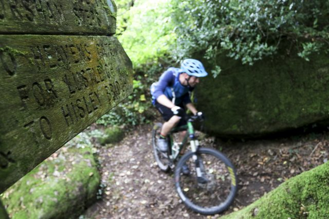 trail hunter, tom fenton, dartmoor