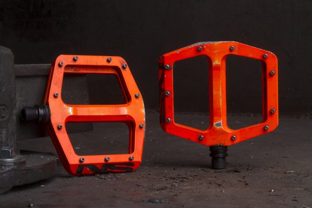 ns radiance flat pedal 113 vice