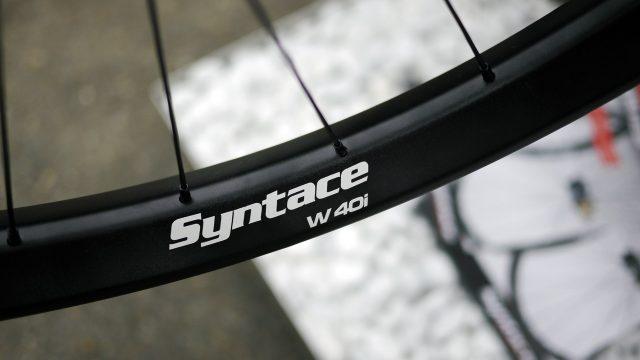 Eurobike 2017 - Syntace