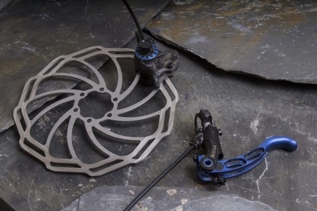 brake force one h2o brake issue 115
