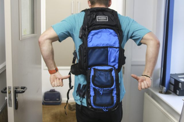 drafter backpack dakine hydration