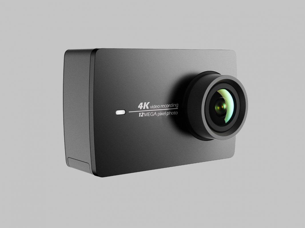 Xiaomi Mi 4K Action Camera
