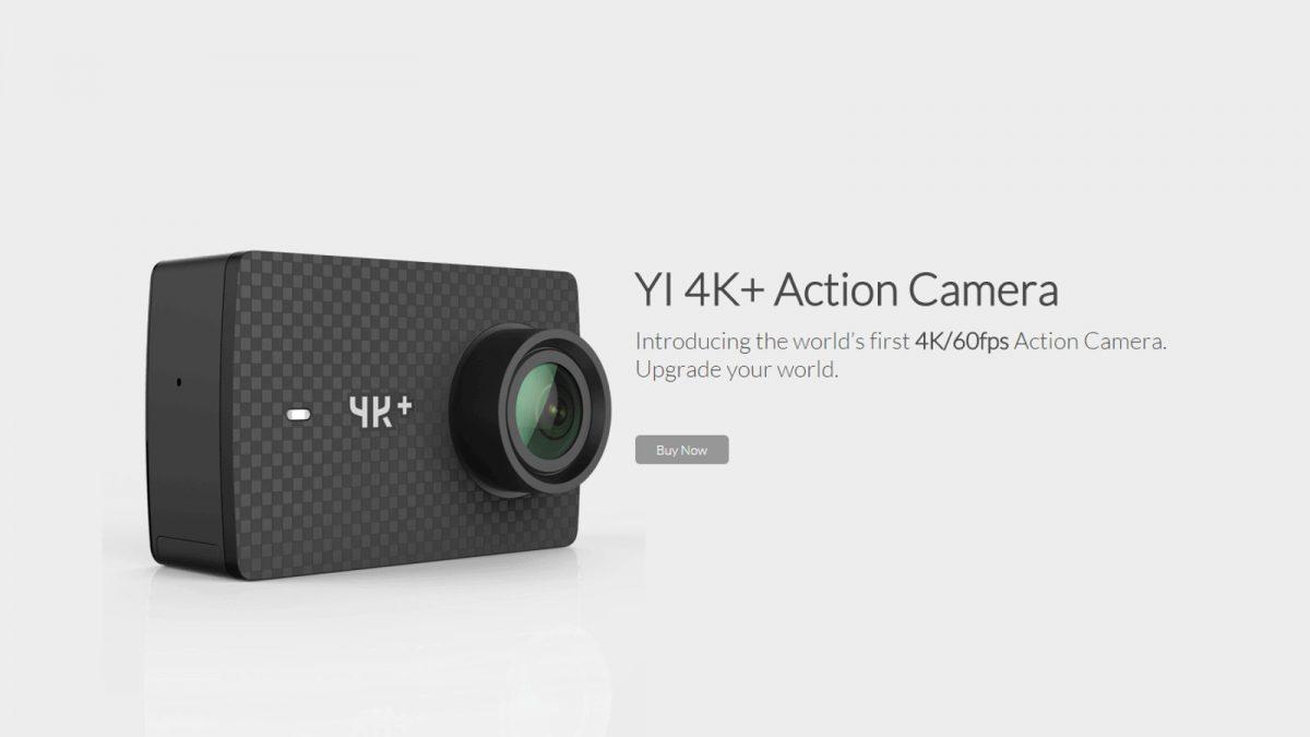 Xiaomi Mi 4K Plus Action Camera
