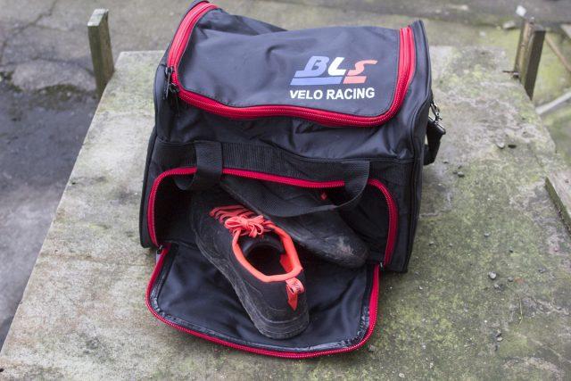 velo racing bag kit bag