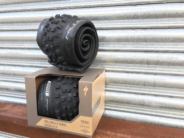specialized hillbilly mud 2.6in tyres