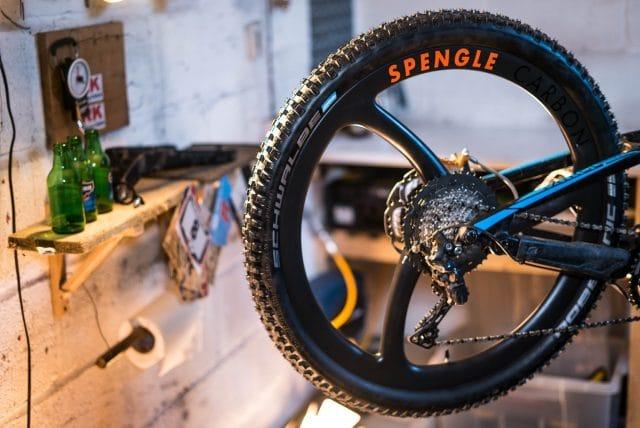 Spengle carbon wheels - 2017
