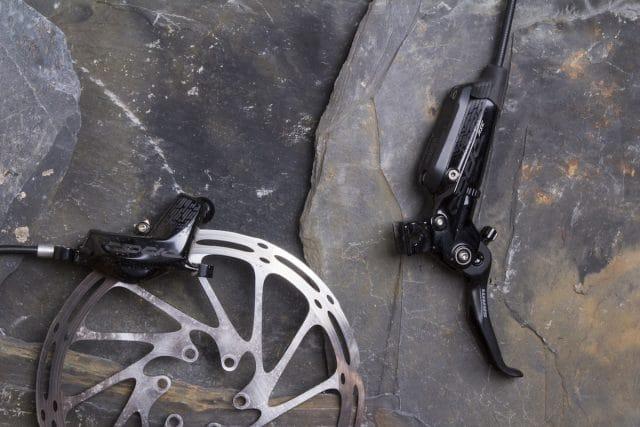 sram code rsc disc brake rotor