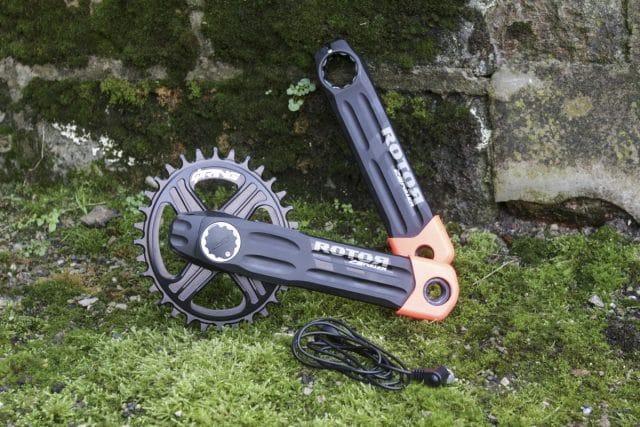 rotor cranks power meter