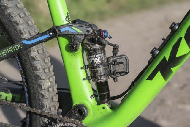quarq shockwiz gadget electronic suspension