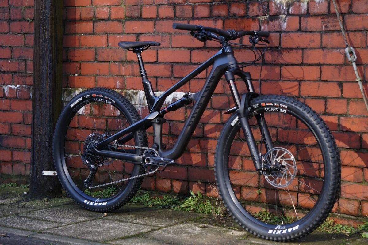 Canyon Spectral 8.0