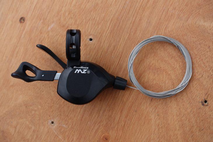 sunrace 1x12 mz90 drivetrain cassette derailleur shifter chain