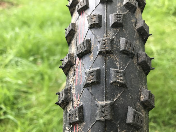 schwalbe rocket ron addix speed cannondale enve tyre
