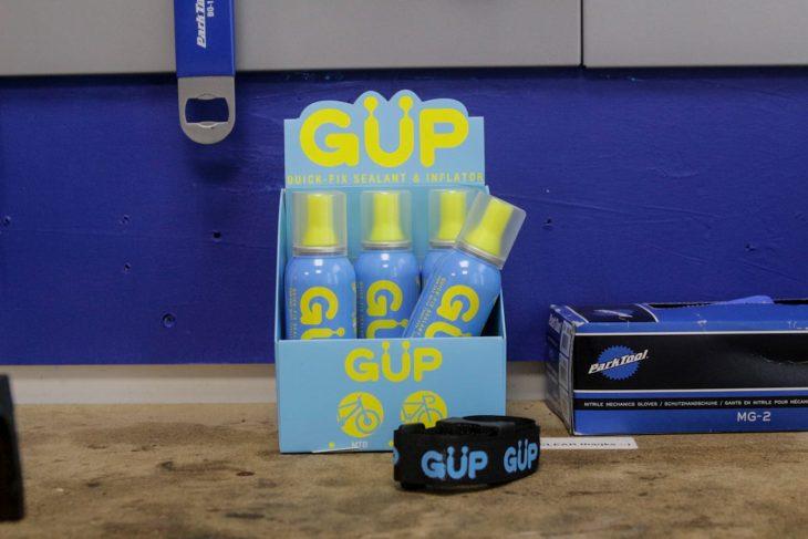 gup sealant tubeless inflator spray