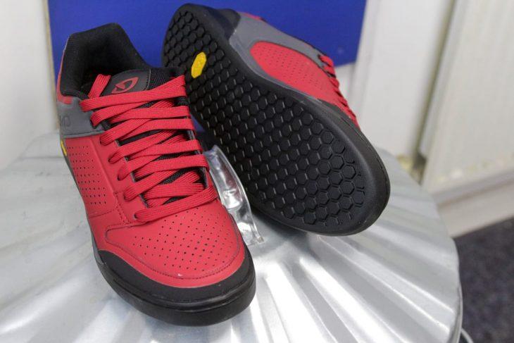 giro riddance flat shoe vibram