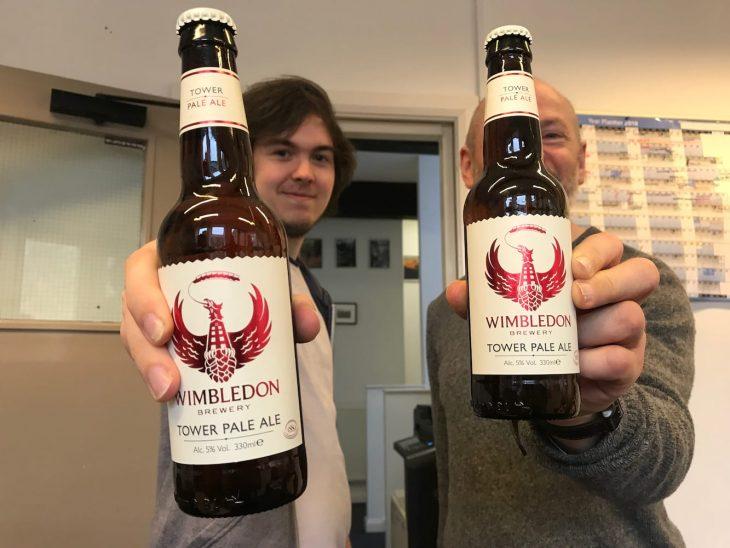 beer tom andy
