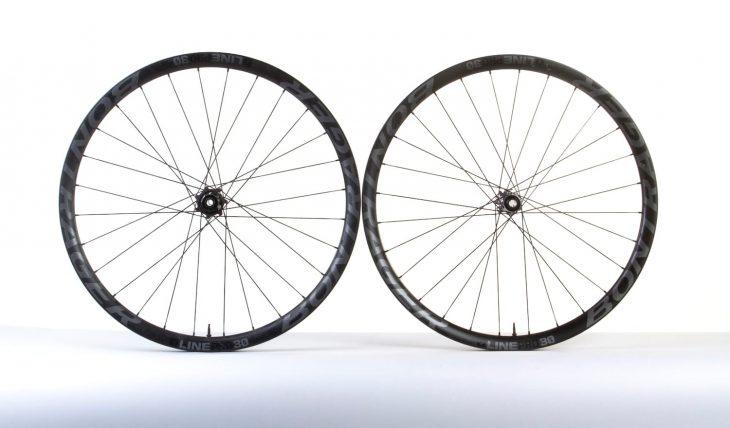 bontrager line pro 30 carbon fibre wheel issue 116