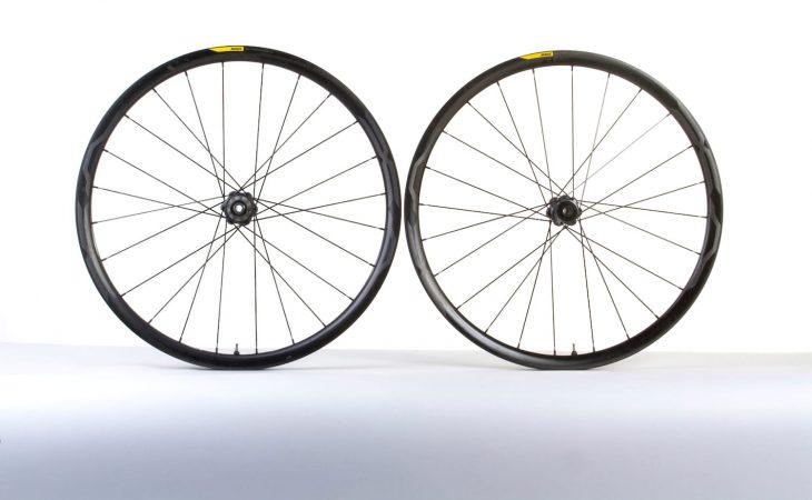 mavic xa pro carbon wheels issue 116