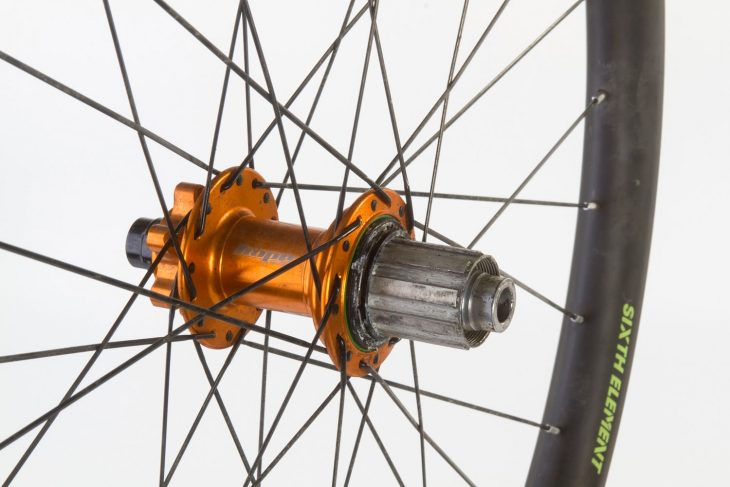 sixth element carbon wheels issue 116 hope pro4
