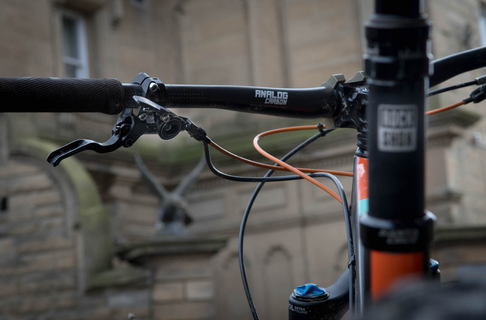 rockshox reverb wolf tooth remote sustain lever dropper post