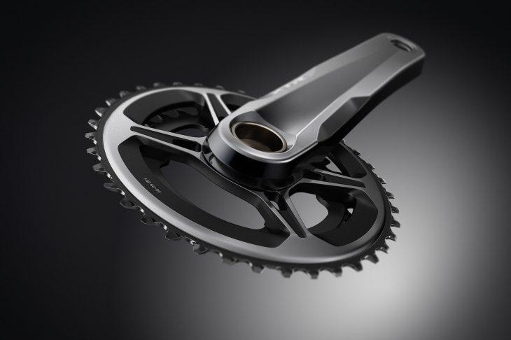 shimano xr m9100 crankset chainring