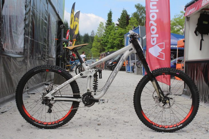 scott brendog prototype fort william