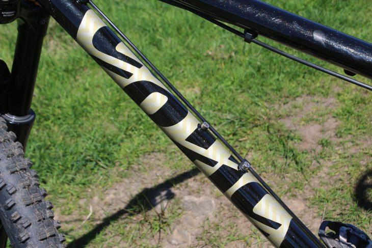 cotic steel hardtail solaris max