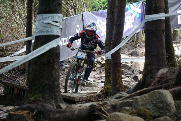 Fort William World Cup finals aaron gwin