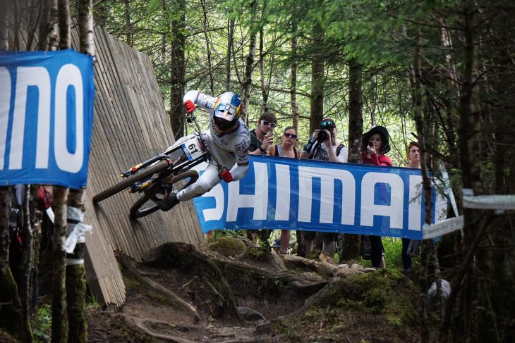 Fort William World Cup finals loic bruni