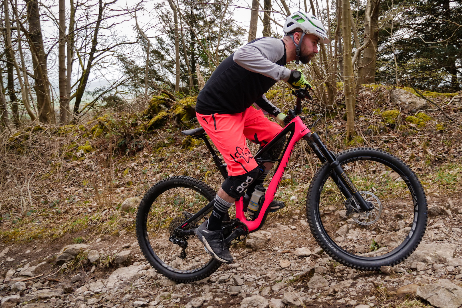 Review: Specialized goes #fullenduro for 2018 with the