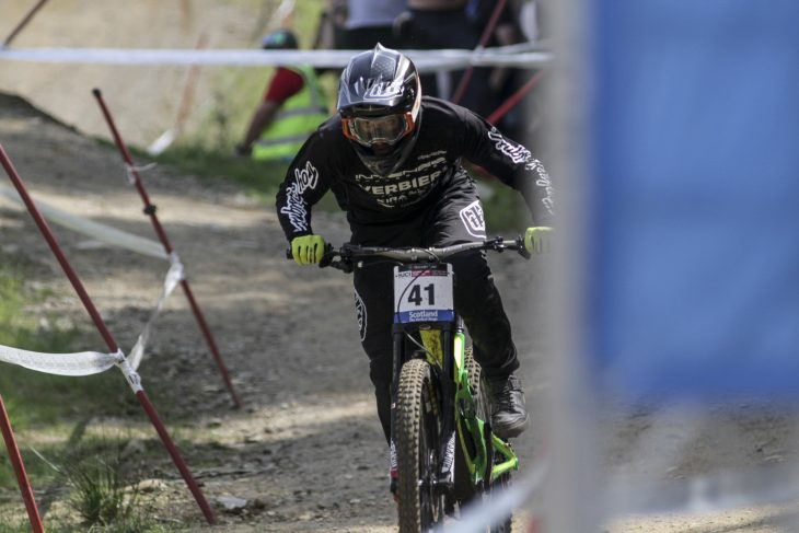 fort william world cup ajw Charly Di Pasquale