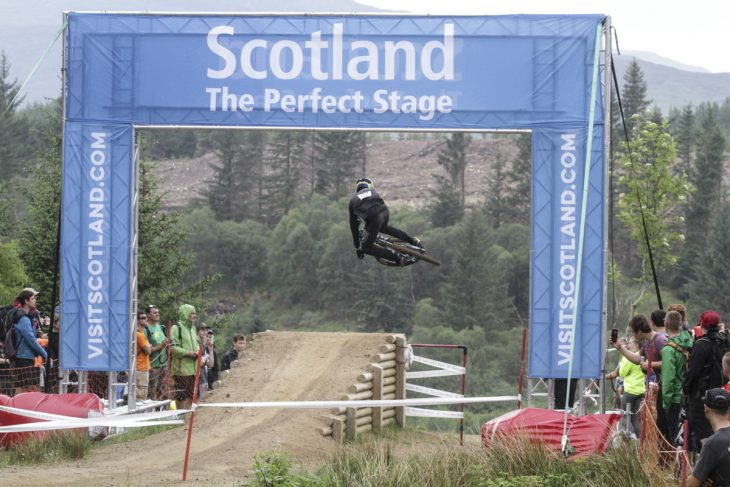 Fort william scotland jump