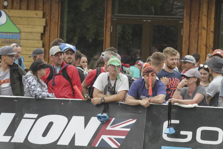 fort william world cup spectator