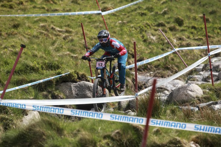 Fort William World Cup Finals Carina Cappellari
