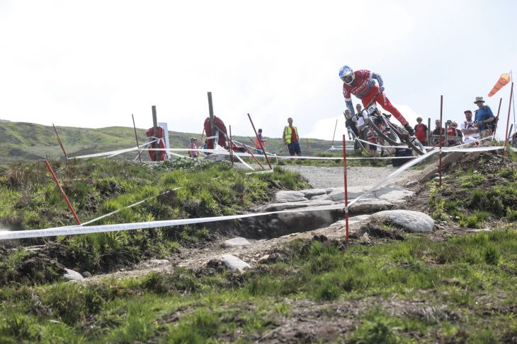 Fort William World Cup Finals Gee Atherton